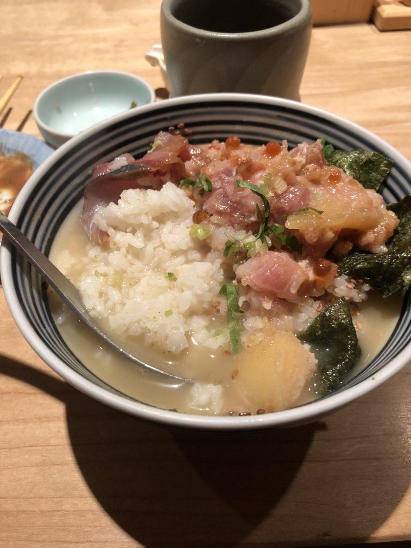 日本橋海鮮丼 つじ半 神楽坂店