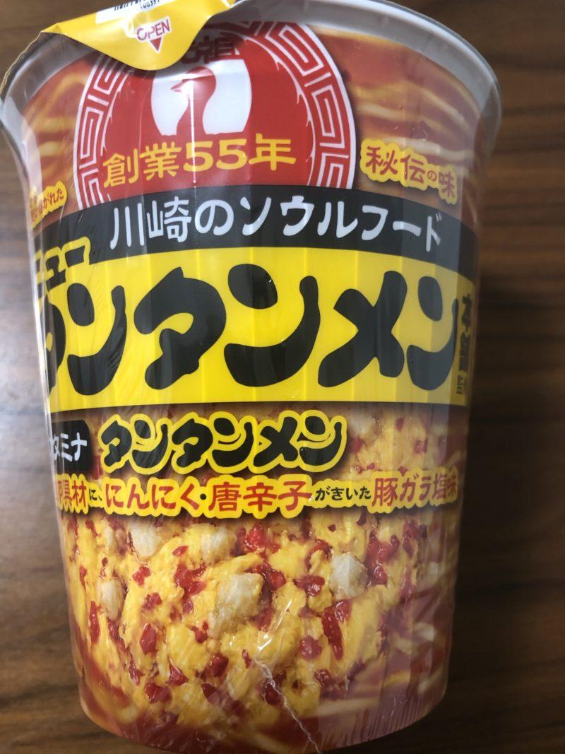 元祖ニュータンタンメン カップラーメン